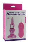 Anal Pleasure  10 Mod Bulbs Probe