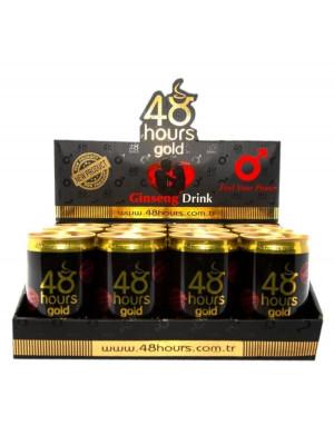 48 Hours Gold İçeçek (12 Li)