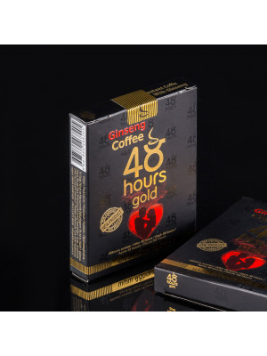 48 Hours Gold Kahve