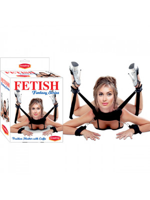 FETİSH POSİTİON MASTER WİTH CUFFS