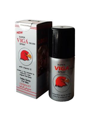 Viga 100000 Sprey - Delay Spray For Men