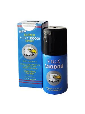 Viga 150000 Sprey - Süper Viga 150.000 Delay Spray for Men