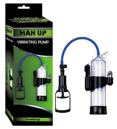 Man UP vibrating Pump