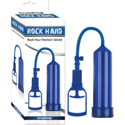 ROCK HARD BLUE