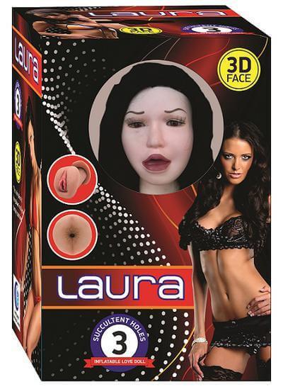 LAURA DOLL BLACK-1500 Gr